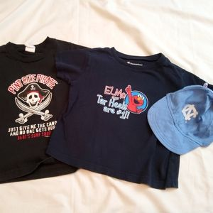 Other - Toddler Tees and Cap
